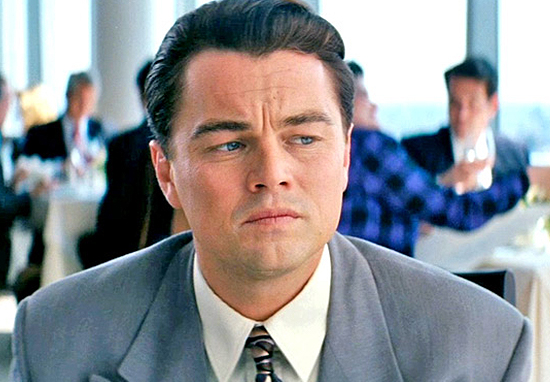 Leonardo DiCaprio Voted Fifth Best Actor Of All Time leonardo dicaprio lumley kiss web