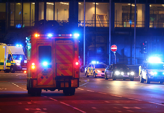 Terrorist Attack Manchester Arena: Everything We Know So Far