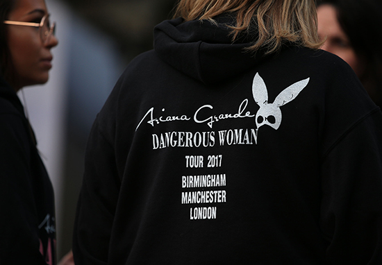 Ariana Grande Makes Official Statement Following Manchester Terror Attack