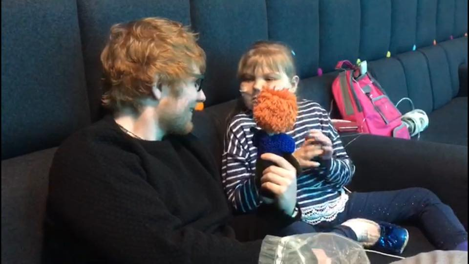 Ed Sheeran Makes Incredible Gesture To Young Fan Who Calls Him Her Boyfriend melody33