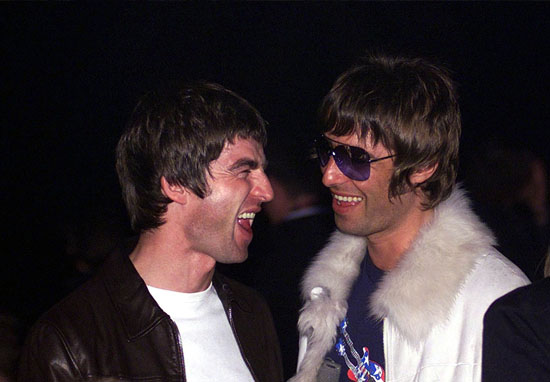 Oasis Reunion Hope As Liam Says Hes Seeing Noel For Christmas oasis