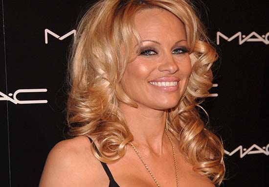 Pamela Anderson Looks Unrecognisable As She Attends Film Festival