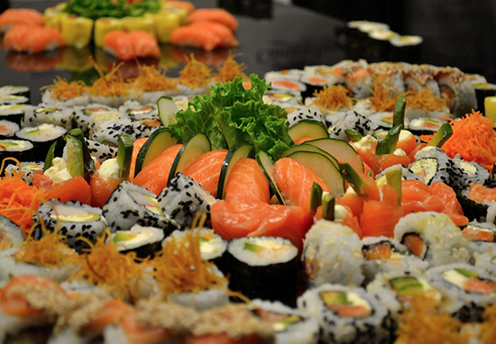 Disgusting Discovery Inside People Who Eat Sushi's Stomachs
