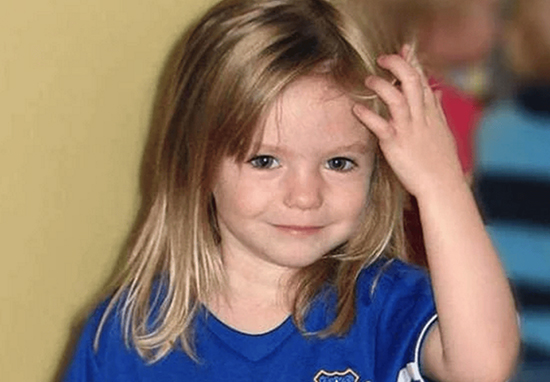 Paedophile Claims He Murdered Madeleine McCann For Twisted Reason