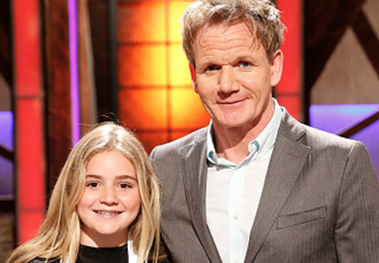 Gordon Ramsay's Daughter Reveals Little-Known Secret About Her Dad