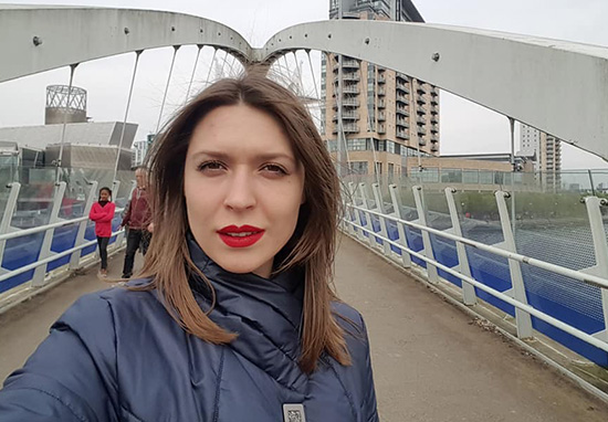 Russian Journalist Claims Fat Women In Manchester Are Turning Men Gay