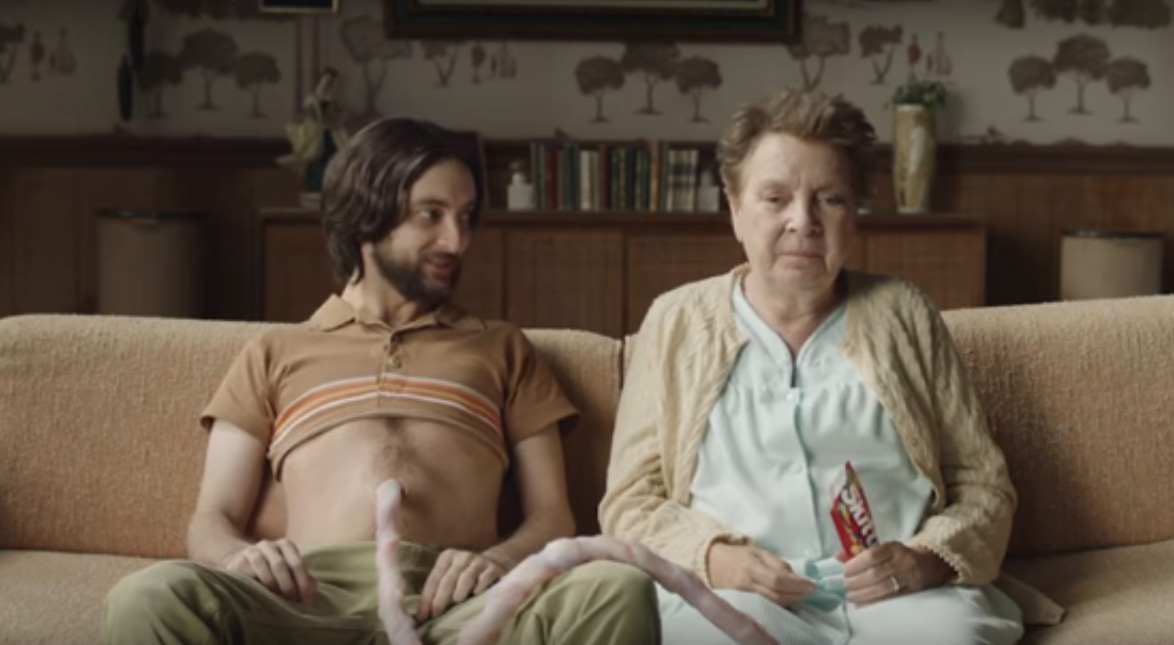 Skittles Have Just Released Possibly The Most F*cked Up Advert Of All Time skittles 1