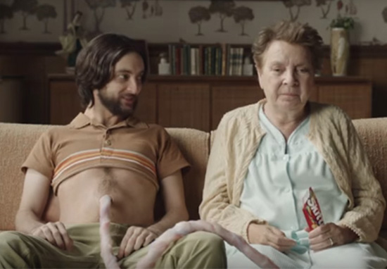 Skittles Have Just Released Possibly The Most F*cked Up Advert Of All Time