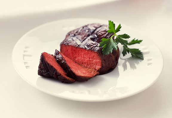 The Red Liquid Leaking From Your Steak Isn't Blood Apparently