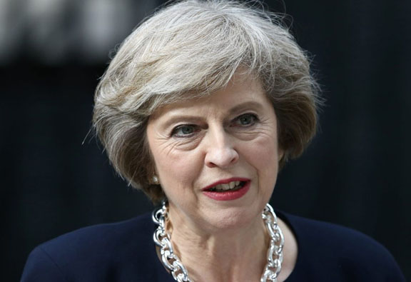 Radio Stations Refuse To Play Top Ten Song About Theresa May