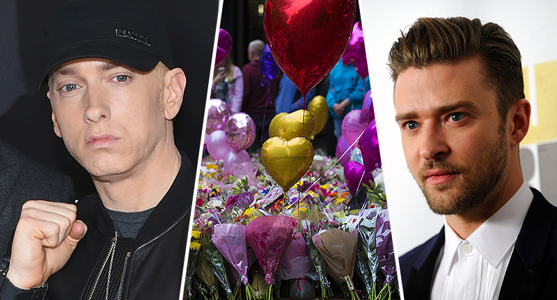 Coldplay, Justin Bieber, Pharell and others join Ariana Grande's Manchester benefit concert