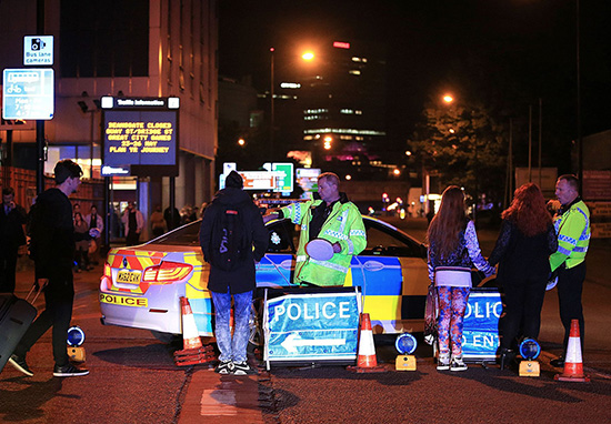 Female Police Officer Was Killed In Manchester Bombing