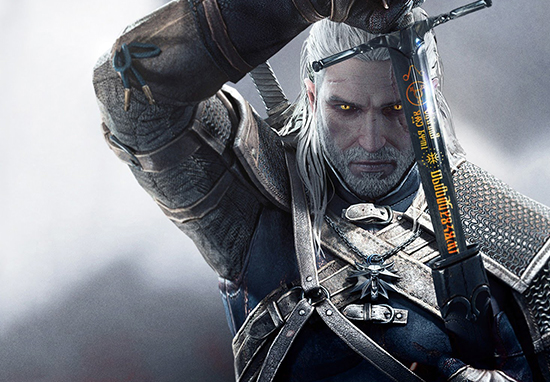 Netflix Are Producing The Witcher TV Series