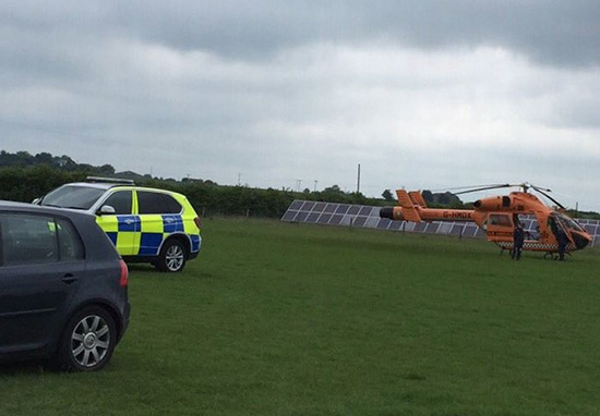 Hamerton Zoo Evacuated After 'Serious Incident'