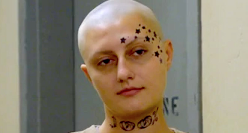 Skinhead Helen From OITNB Is Unrecognisable Out Of Costume 102934