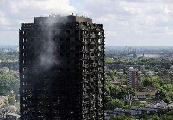Grenfell Tower Families Given 68 Flats In Luxury Apartment Complex