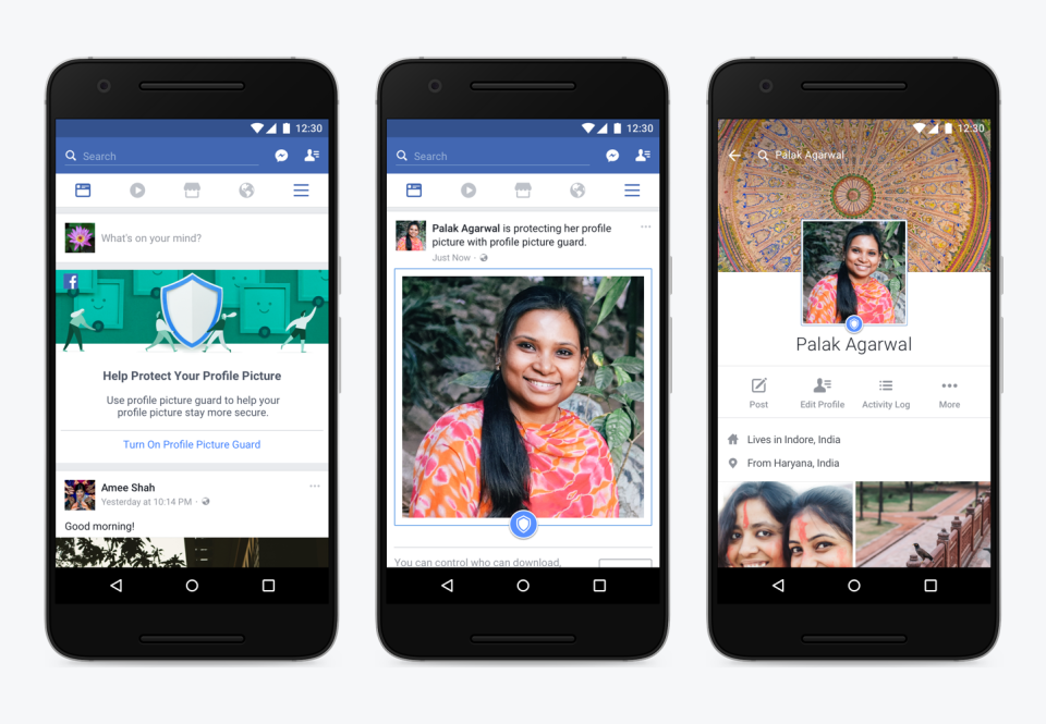 how to build a good facebook profile
