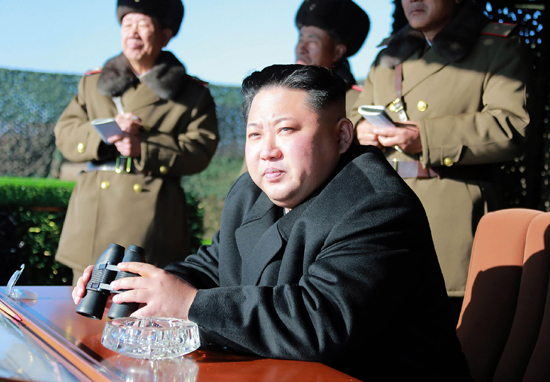 Why Experts Fear Kim Jong-un Could 'Launch Attack Today'