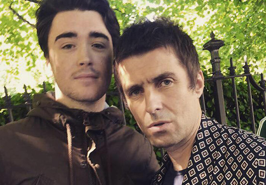 Liam Gallagher Gives Free Tickets To Guys Who Tried To Sneak Into His Hotel