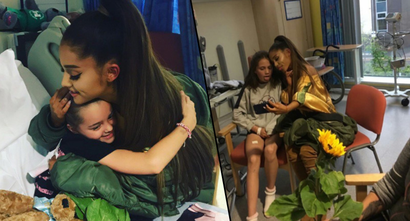 Here S What Ariana Grande Bought Fans Injured In
