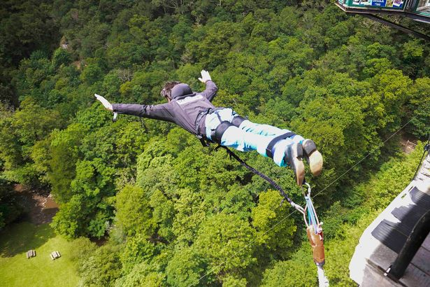 Teen Dies On Bungee Jump After Mishearing Instructor BUNGEE 2
