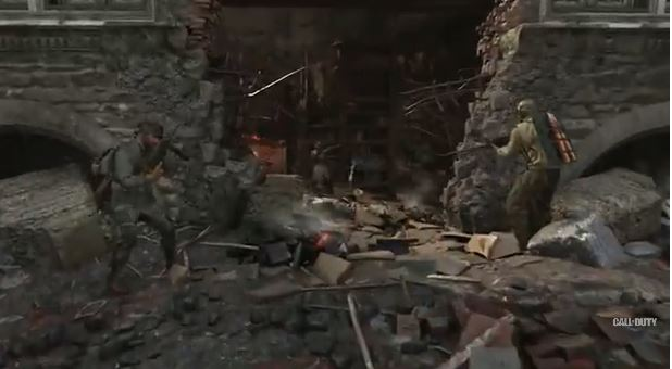 Call Of Duty Returns To Its Roots In World War II Gameplay Trailer