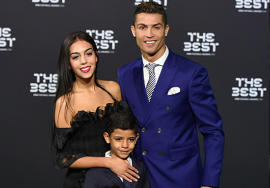 Cristiano Ronaldo Celebrates The Birth Of Twins
