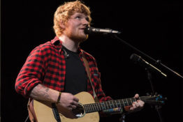 Ed Sheeran Ticket Touting Web