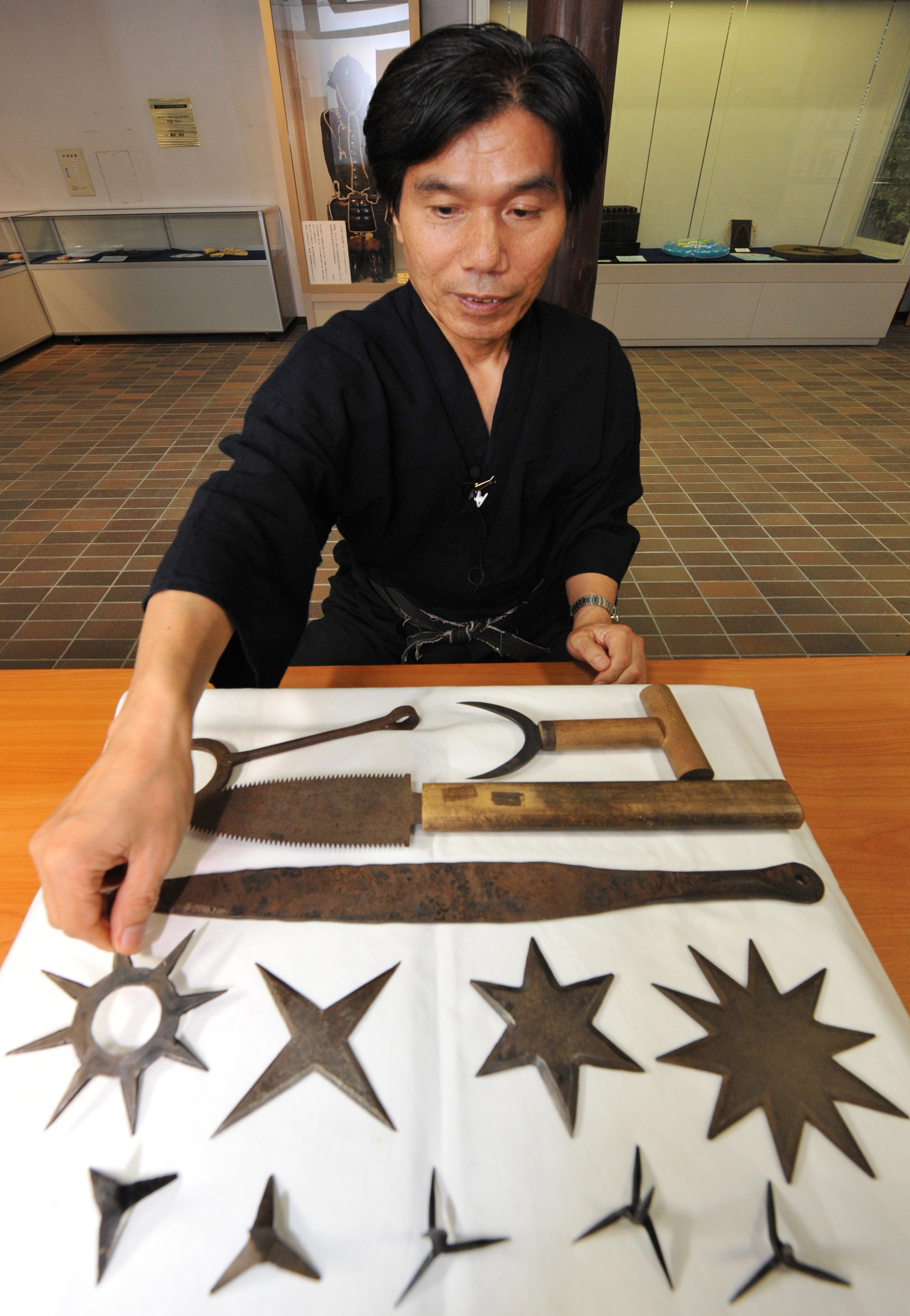 Meet The Only Ninja Left In The Whole Of Japan