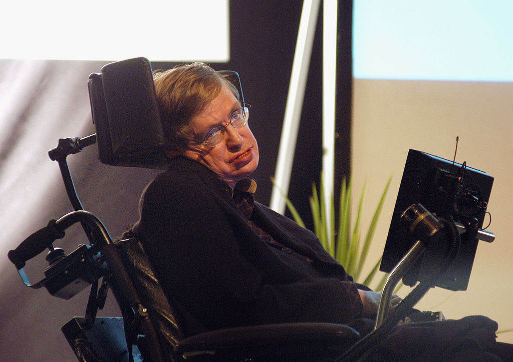 Doctors Told Stephen Hawking Hed Die Before His 23rd Birthday, He Lived To 76 GettyImages 51093048