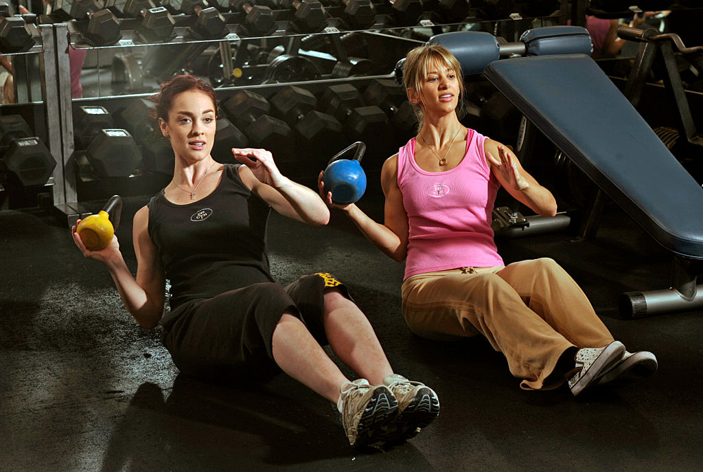 How To Ensure You Never Avoid Going To The Gym, According To Science GettyImages 566022835