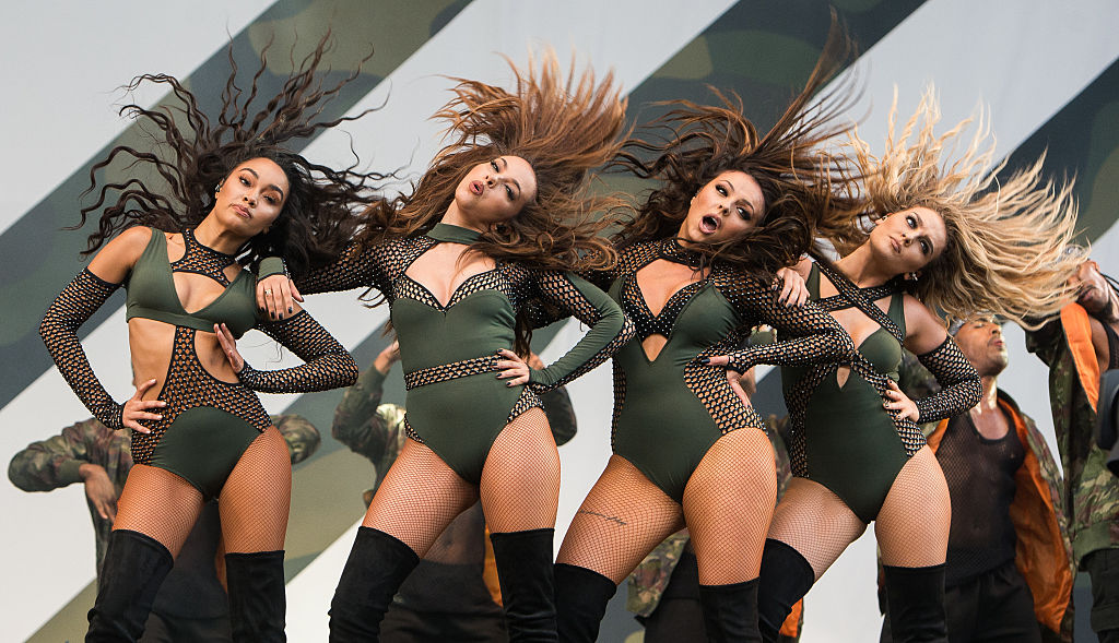 Little Mix Have Strong Response To Critics Of What They Wear On Stage GettyImages 593234570