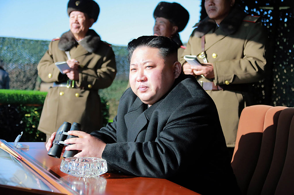 US Claims North Korea Has Nuclear Arsenal Ready To Hit US Mainland GettyImages 629030000