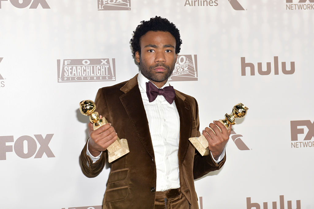 Donald Glover Emmy Awards 2017
