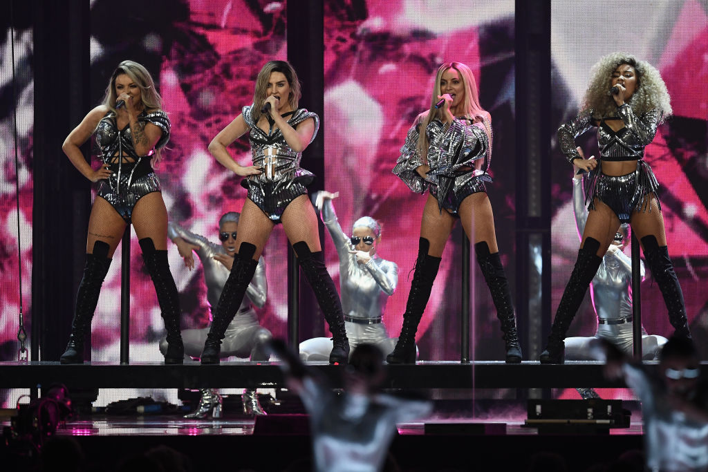 Little Mix Have Strong Response To Critics Of What They Wear On Stage GettyImages 643853050