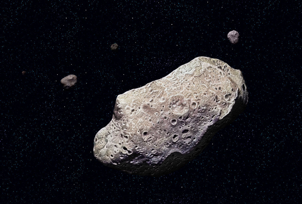 Massive Asteroid Strike On Earth Is Now 'Just A Matter Of ...