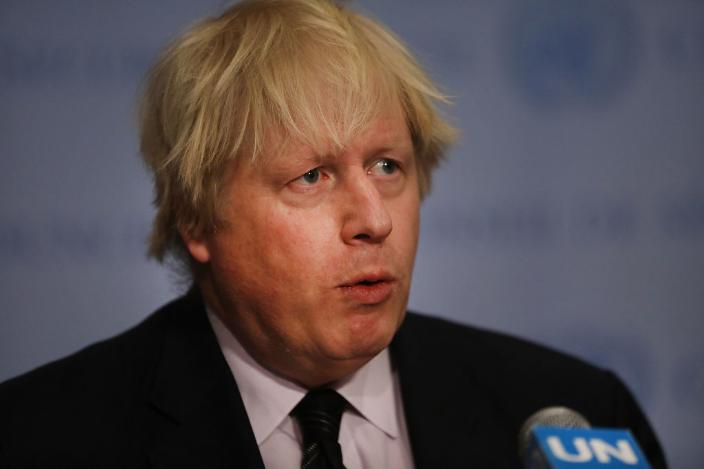 Boris Johnson Refuses To Apologise For Saying Burkas Make Women Look Like Letter Boxes GettyImages 656901384