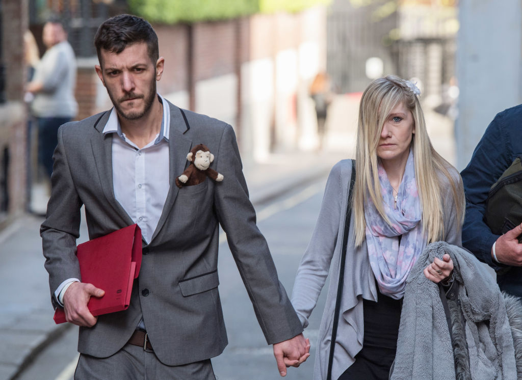 Charlie Gard Granted U.S. Citizenship To Fly To America For Treatment GettyImages 664883426