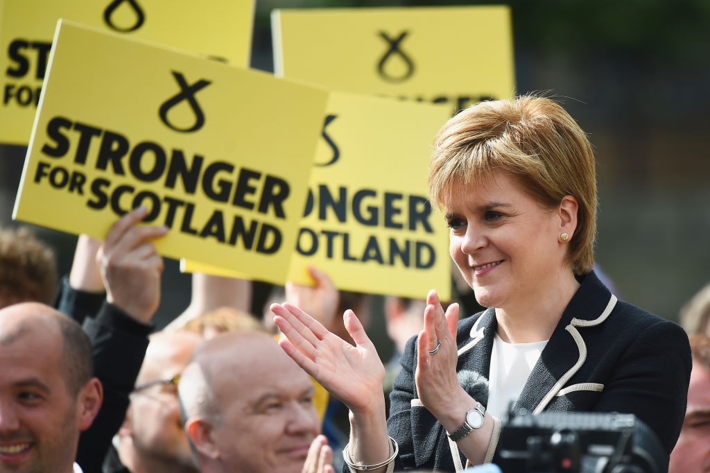 Nicola Sturgeon Biography Salary Married Facts Role Net Worth