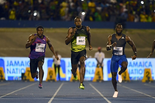 Usain Bolts Devastating Injury Caused By London 2017 Organisers Say Jamaican Team GettyImages 694677572