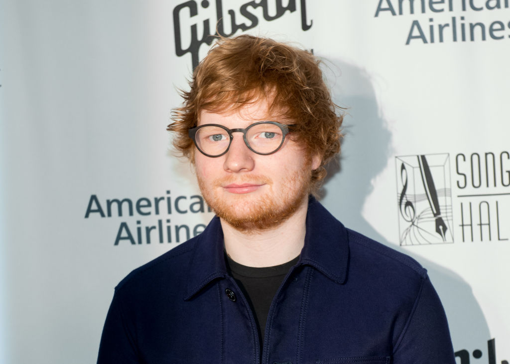 Ed Sheeran Has Announced When He Will Quit Music GettyImages 696438994