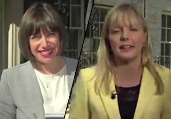 Two Reporters From Different Channels Called Jeremy Hunt A 'C*nt'