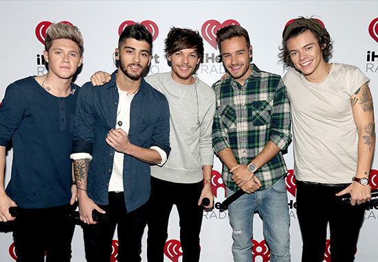 Katy Perry Reveals Which Member Of One Direction Keeps Trying To Pull Her