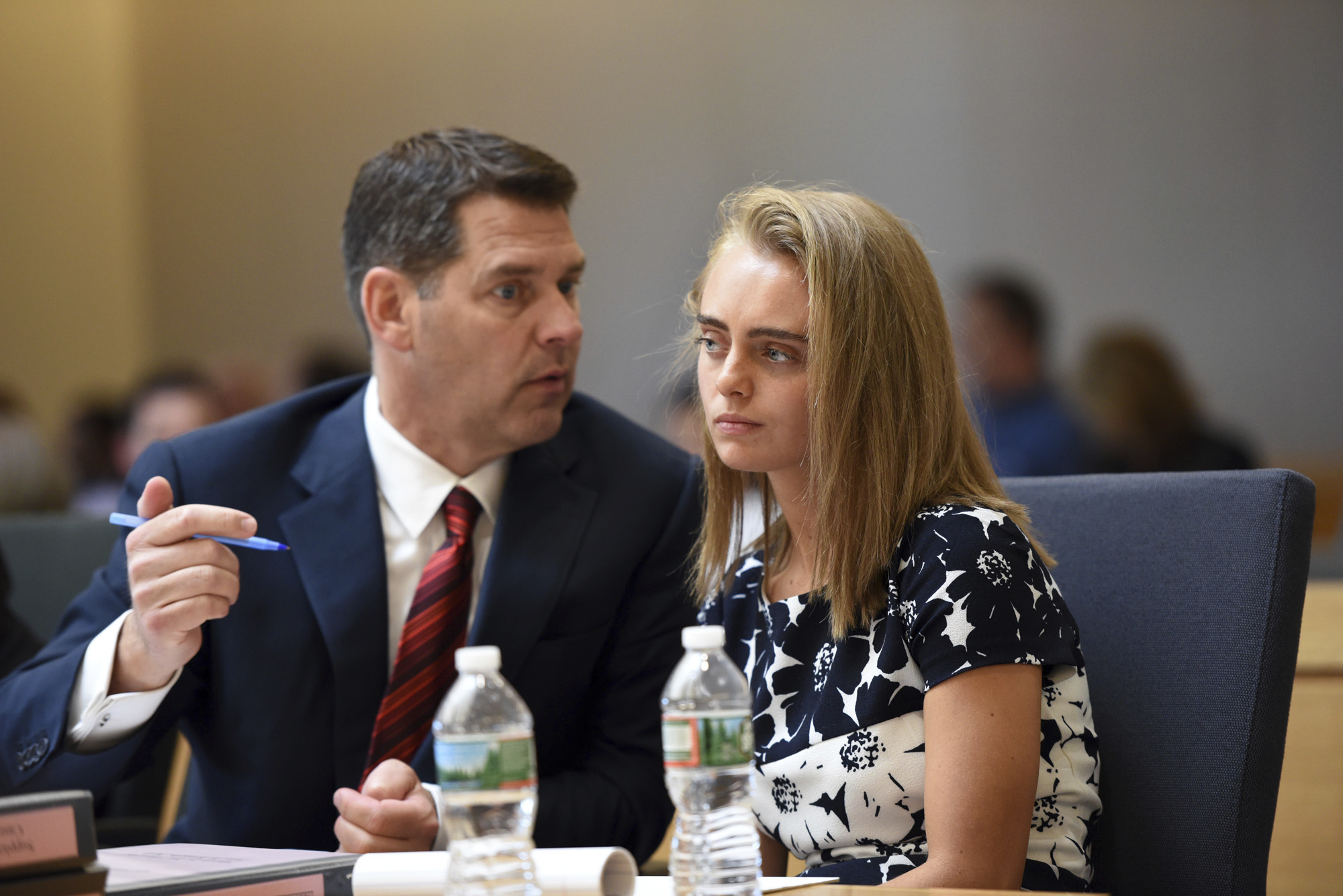 Girl Found Guilty Of Convincing Boyfriend To Kill Himself PA 31674517