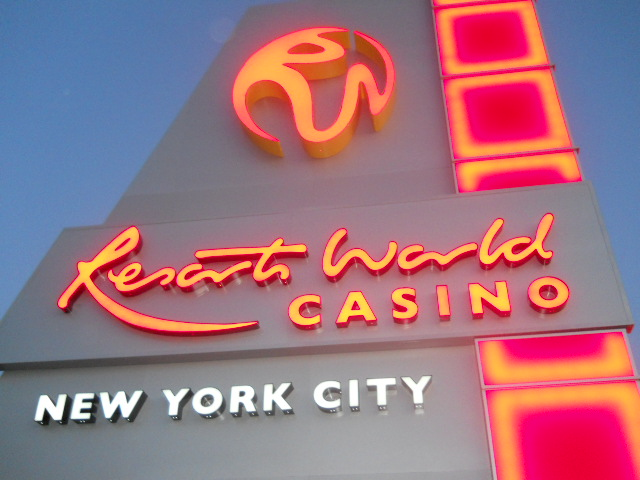 Woman Sues Casino For What They Offer Her Instead Of Jackpot Money Resorts World New York City Casino