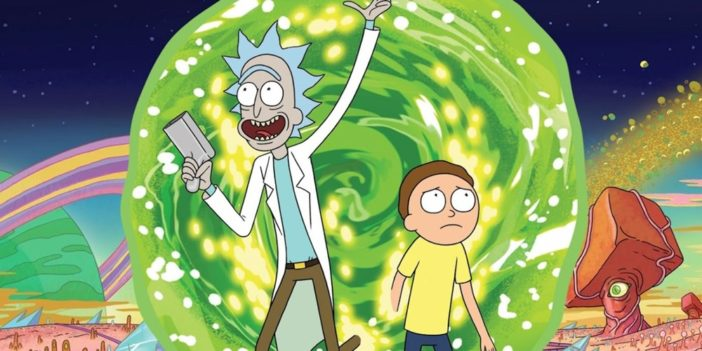 Rick And Morty Season Four