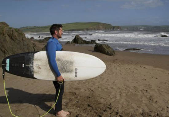 Surfer Injured In The UK's First Ever Shark Attack