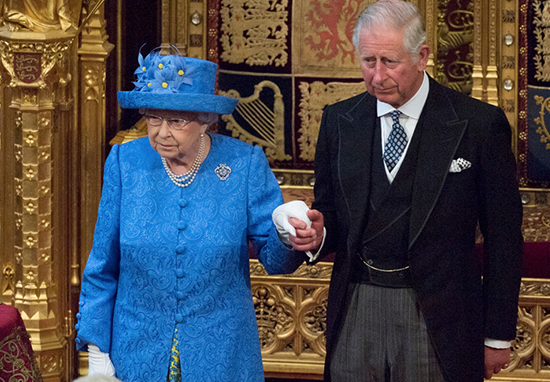 The Queen Reported To Police For Crime She Committed On Her Way To Parliament