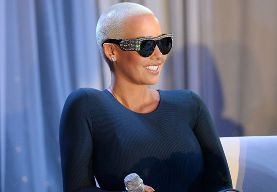 Piers Morgan Feuds With Amber Rose Over NSFW Picture