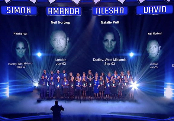 Child Who Appeared In Missing People Choir Appeal On BGT Has Been Found